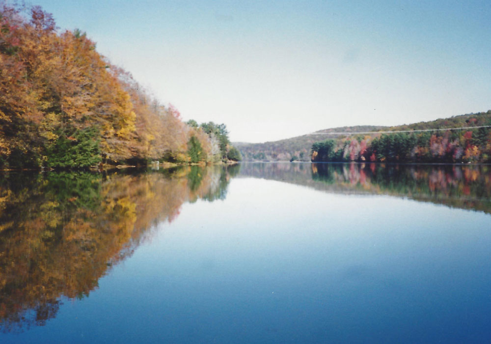 The Clarion River