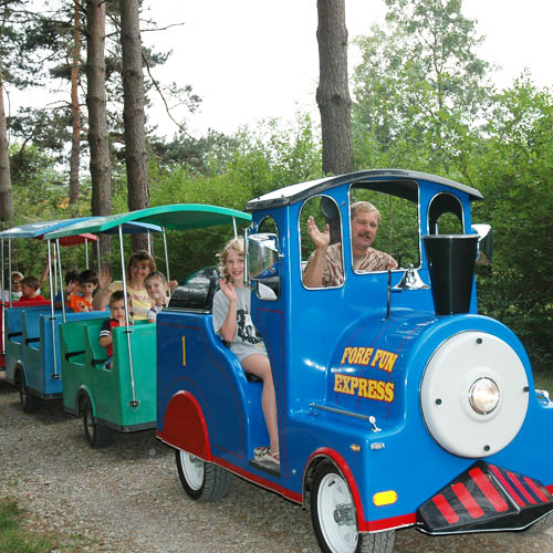 Fore Fun Express Train
