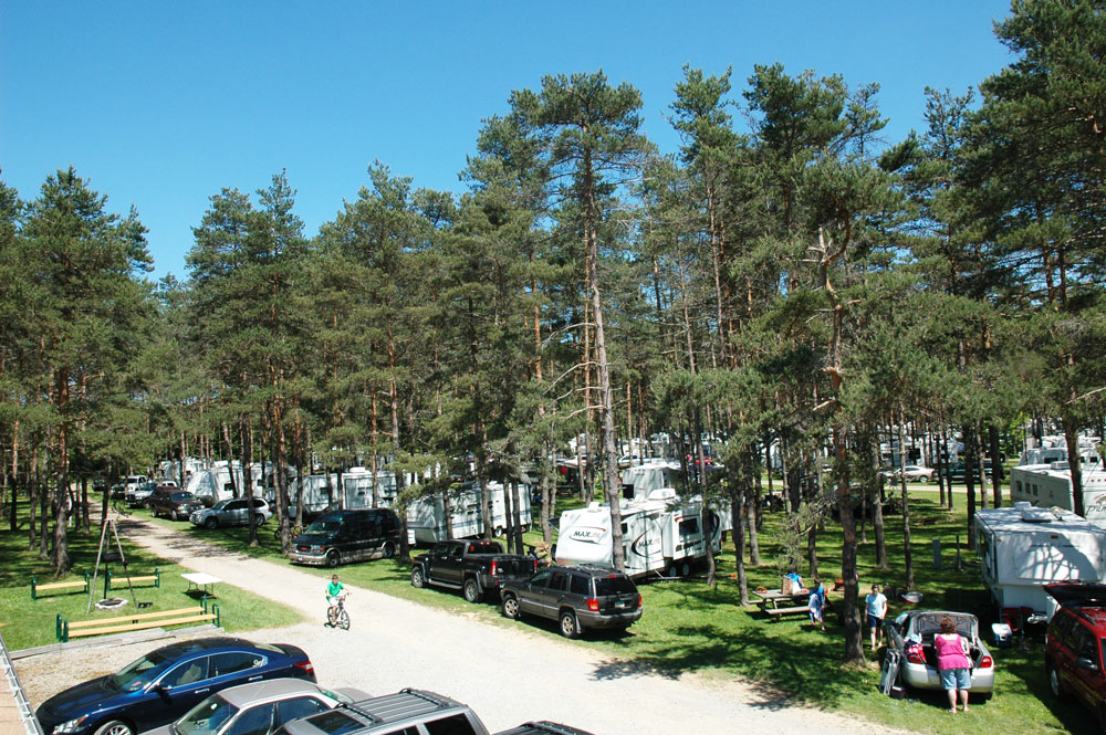 Kalyumet Camp Sites